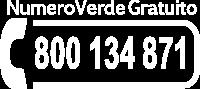 Numero Verde 800 134 871